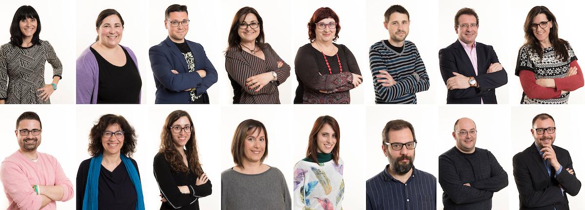 Foto corporativa para empresas en barcelona